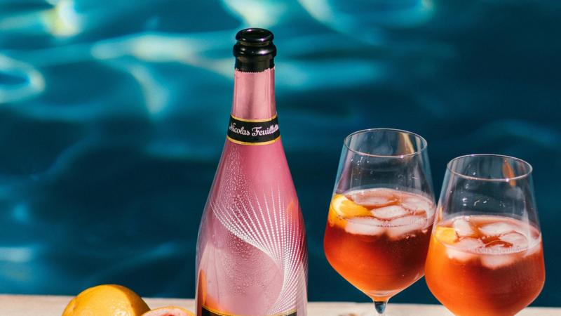 Apéritif wie in Frankreich: Mit Champagne Nicolas Feuillatte den Sommer genießen