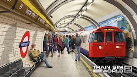 Train Sim World 2 – London unterirdisch erfahren