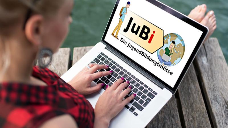 JuBi – Die Messe zu Auslandsaufenthalten: Ab August auch online
