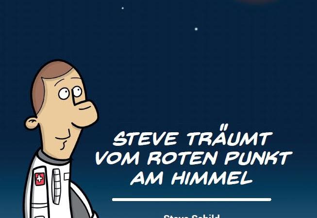 Der Marsianer Steve Schild mit weiteren Weltrekorden