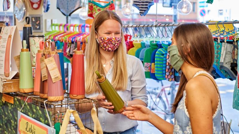 Nürnberger Einzelhandel: Digital unterstützt durch die Corona-Krise