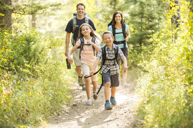 Tipps zum Wandern mit Kindern – Verbraucherinformation der ERGO Reiseversicherung