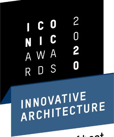 GEZE Fensterantrieb F 1200+ erhält Iconic Awards: Innovative Architecture