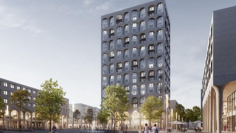 Rosa-Alscher Gruppe reicht Bauantrag ein
