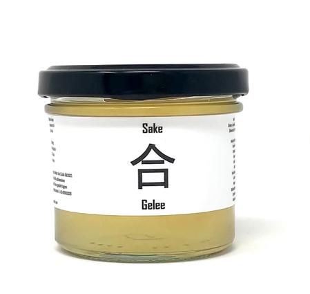 "Berlin Sake Company ""Go-Sake"" releases first Sake Gelee"