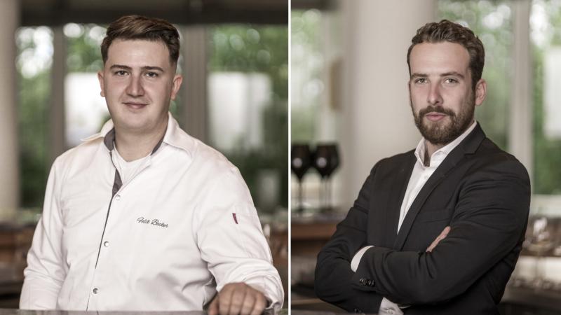 Sternerestaurant Le Canard und Norman Etzold gehen neue Wege.
