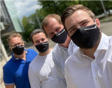 Gut geschützt im Job – Ein Düsseldorfer Unternehmen macht es vor!