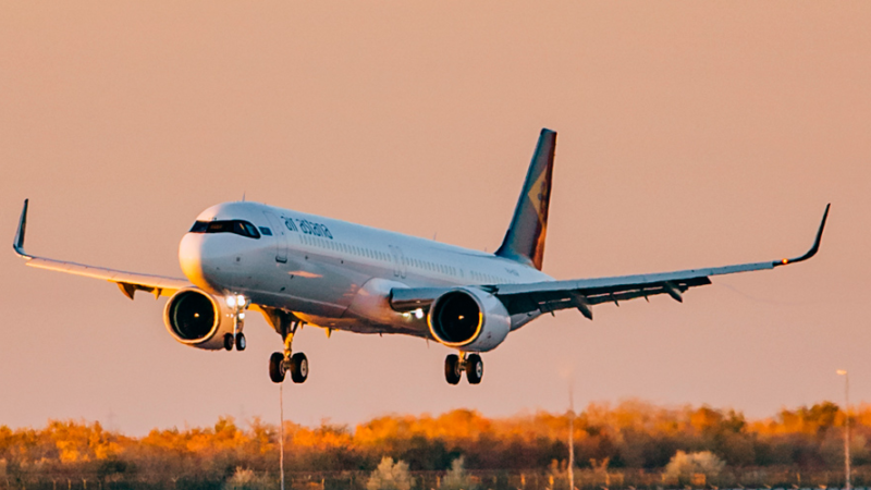 Air Astana nimmt Nonstopflüge nach Deutschland wieder auf