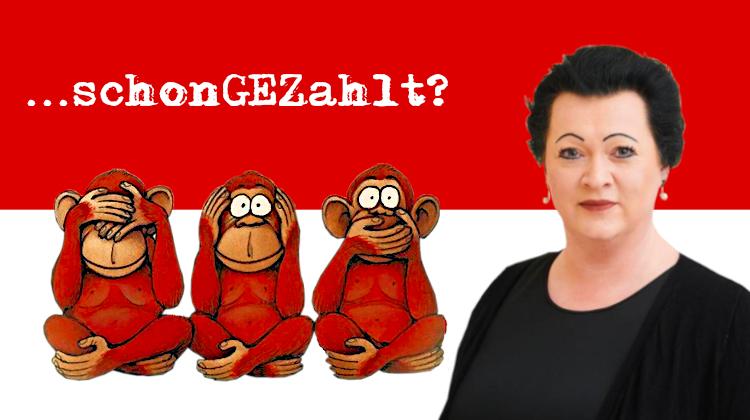 Birgit Bessin kritisiert zwangsgebührenfinanzierte Sprachverhunzung