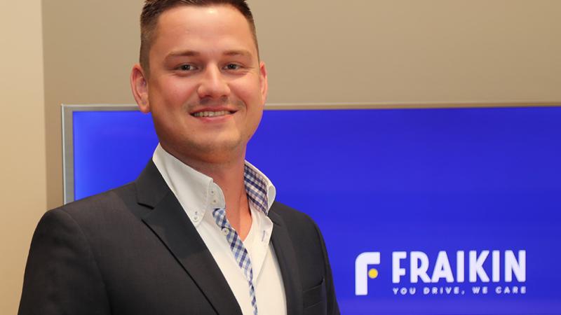 Personalmitteilung: Sebastian Fritsch neuer Fraikin-Regionalleiter Süd-Ost-Deutschland