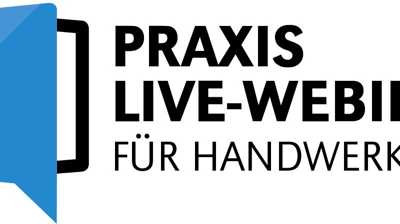 Gutjahr bietet kostenfreie Live-Webinare für Handwerker