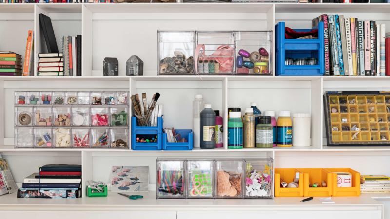 Aufräumen, Organisieren und Gestalten mit Stil