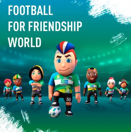 """Spannung, Sport und Spiel: """"Fußball für Freundschaft"""" bringt Multiplayer-Simulator heraus"""