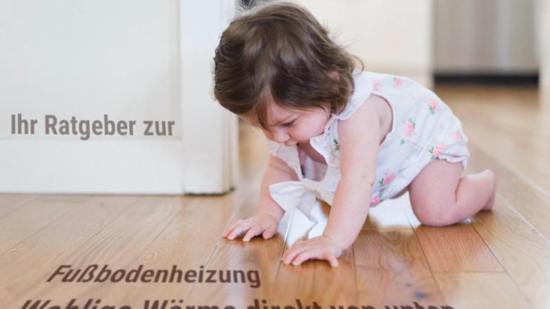 Diese Tipps helfen bei der Planung von Fußbodenheizungen