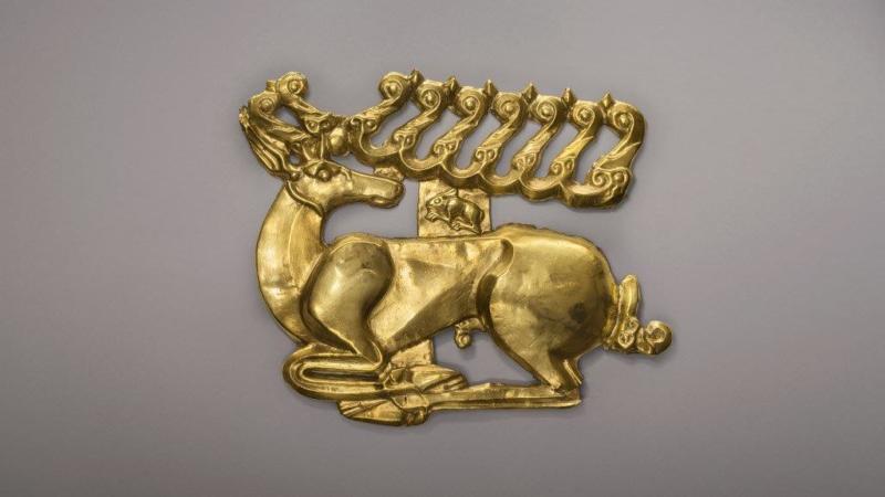 Sakrales Gold – Älteste Goldstücke der Menschheitsgeschichte in der Goldkammer zu entdecken
