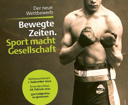 Körber-Stiftung:  Geschichtswettbewerb wird sportlich
