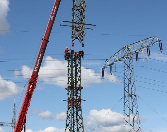 Energiewende in Brandenburg: E.DIS schließt Solarpark an
