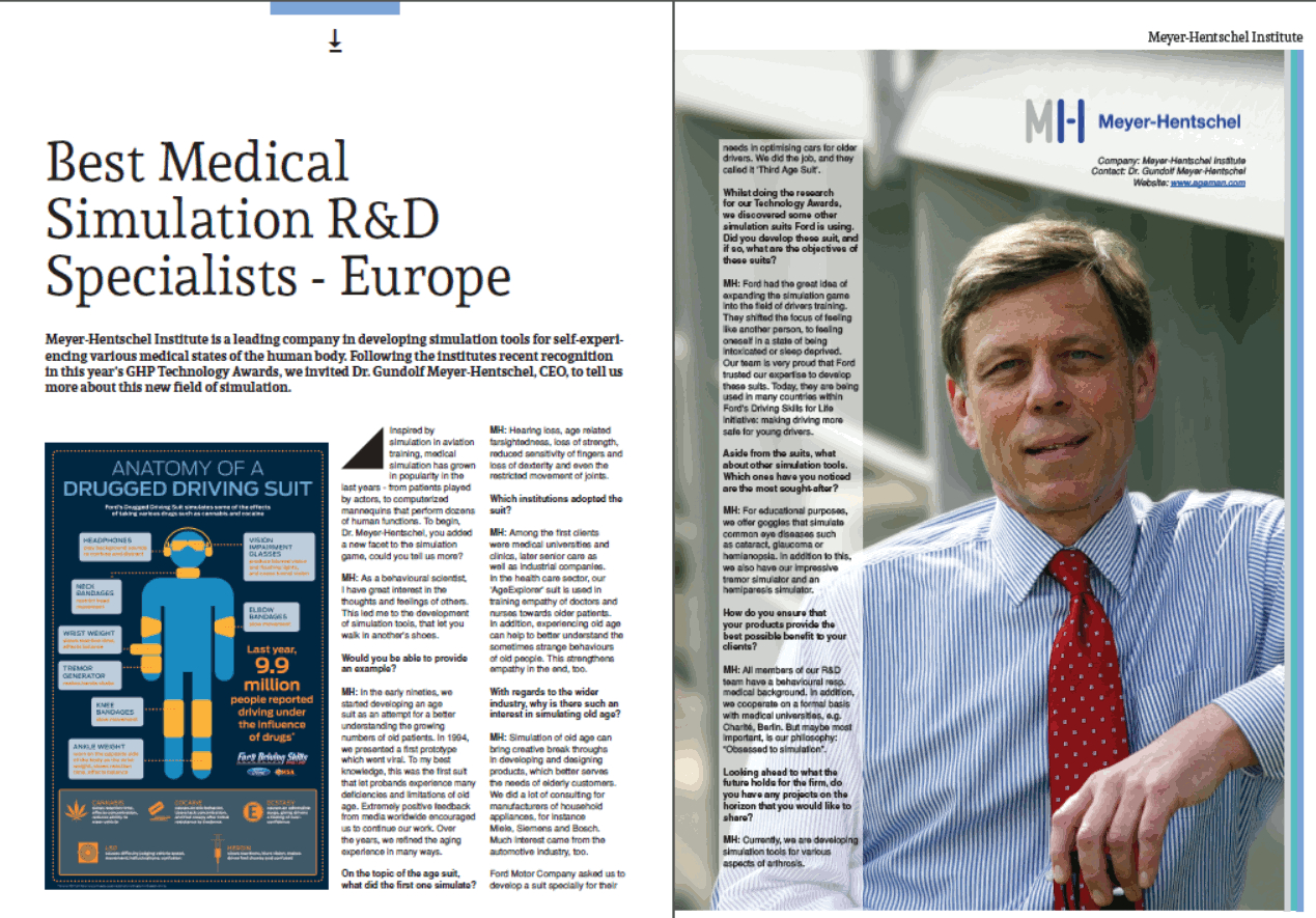 Beste Spezialisten für medizinische Simulation – Europa