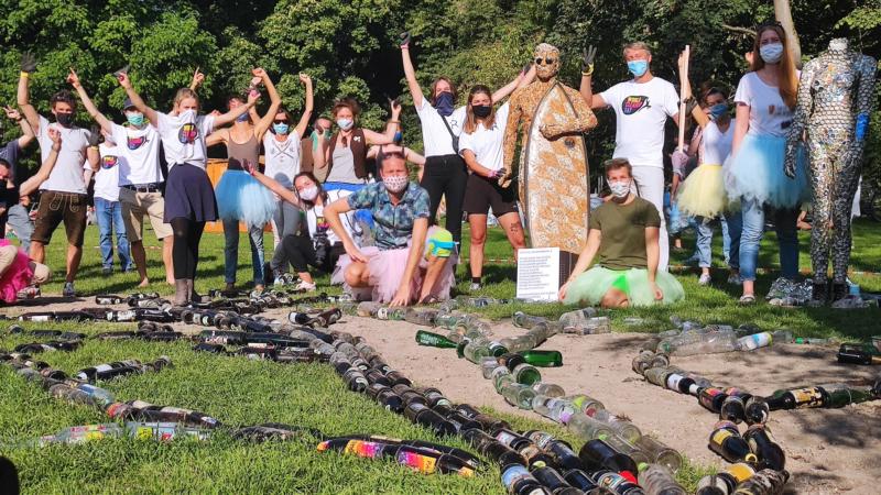 Große Beteiligung am World Cleanup Day 2020 in Deutschland