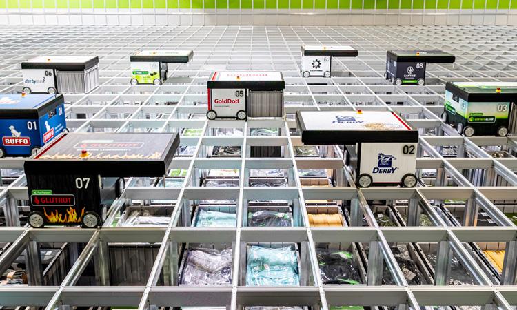 AGRAVIS Raiffeisen AG: Effizienter arbeiten mit AutoStore