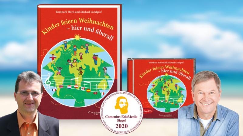 Horn und Landgraf mit Comenius Award 2020 ausgezeichnet