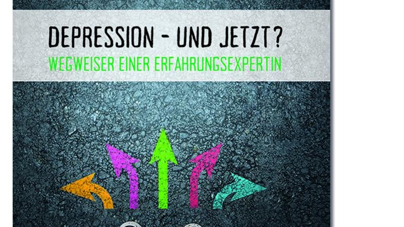 Erfolgreiche Bloggerin veröffentlicht Buch zum Thema Depression.