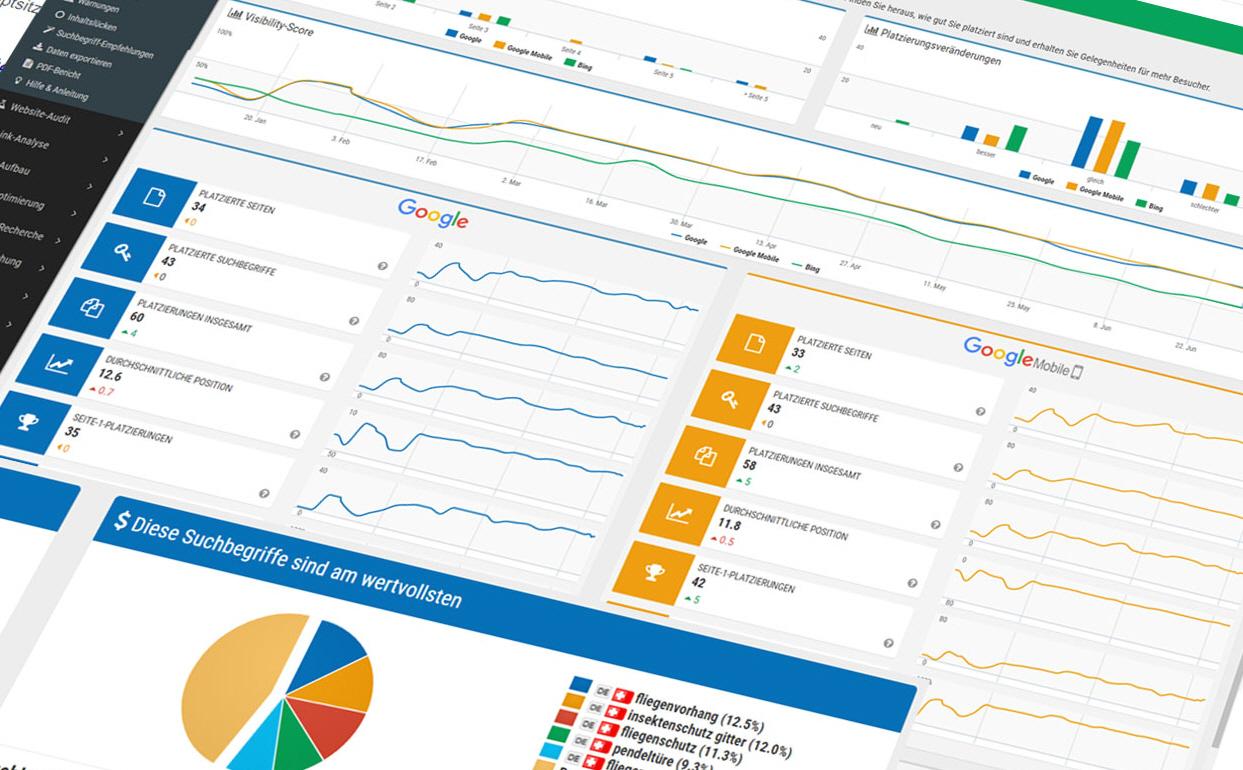 Online-Marketing, Website Promotion, SEO, Google Ads, SMM, Content Marketing