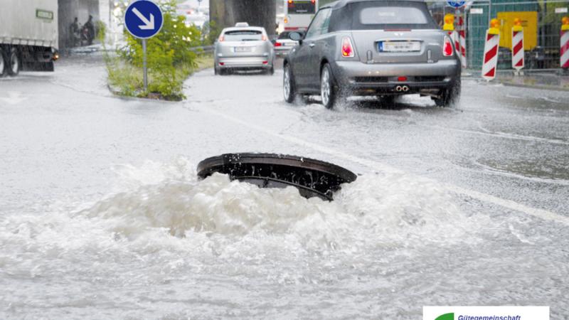 GET Kompakt-Info-Serie: Wie gehen wir mit Starkregen um?