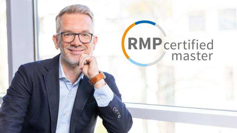 Andreas Sternberg jetzt Reiss Motivation Profile®-Master