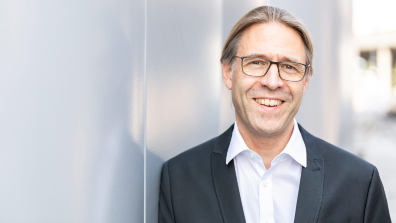 Der Management-Arzt Dr. Franz Sperlich zu Gast bei Gabor Steingart & Team