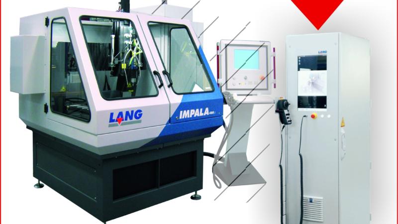 Maschinen aufrüsten für die Zukunft: Retrofit-Lösung von LANG optimiert Bedienbarkeit und Performance