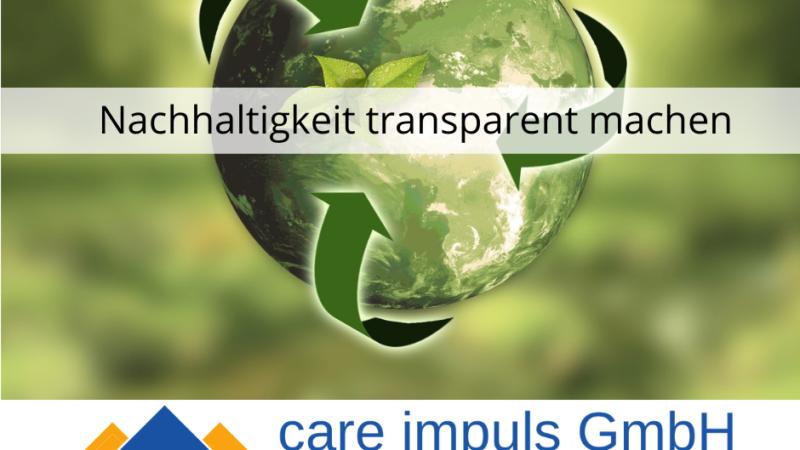 Nachhaltige Gastlichkeit – nachhaltig transparent machen