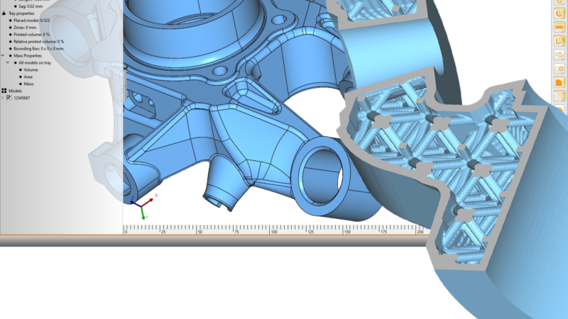 Formnext Messeneuheit: Neue 3D Printing Software-Version