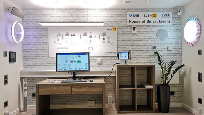 Smart home: KNX Secure devices from Apricum