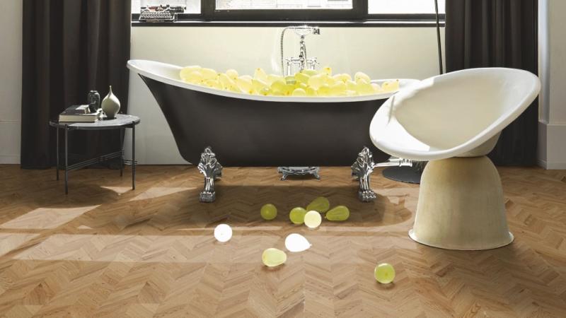 Bodenbelag im Bad einfach schnell renovieren