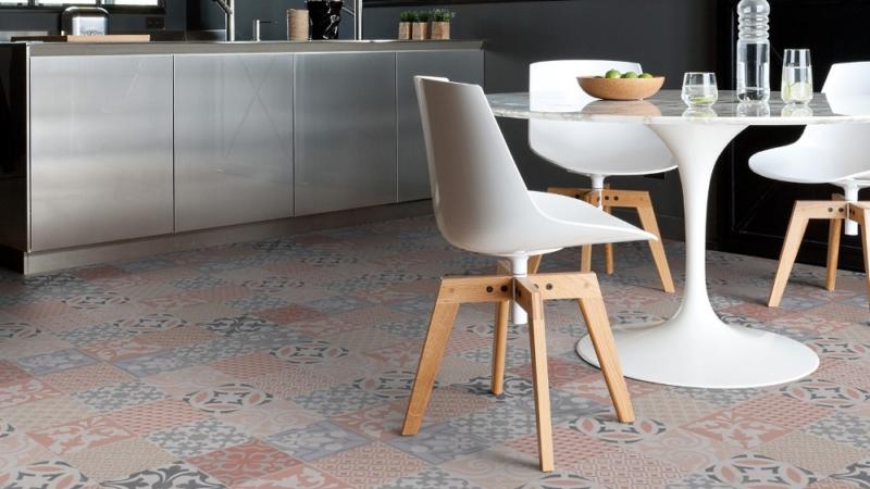 Den richtigen Bodenbelag für die Küche finden
