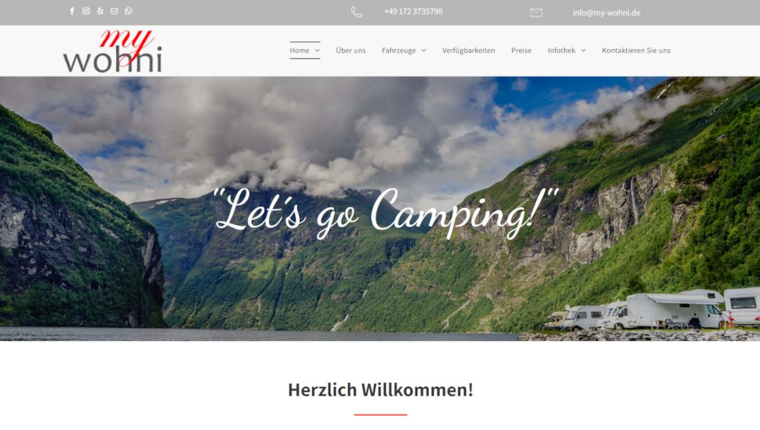 Neue Website stellt Kundenbedürfnisse in den Fokus