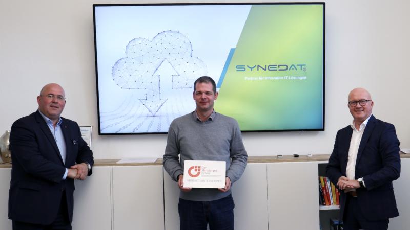 Synedat Consulting GmbH – Erste Online-Mitgliedschaft beim BVMW