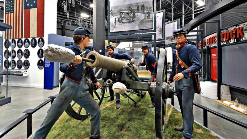 Neues Museum in Virginia ehrt die US-Armee