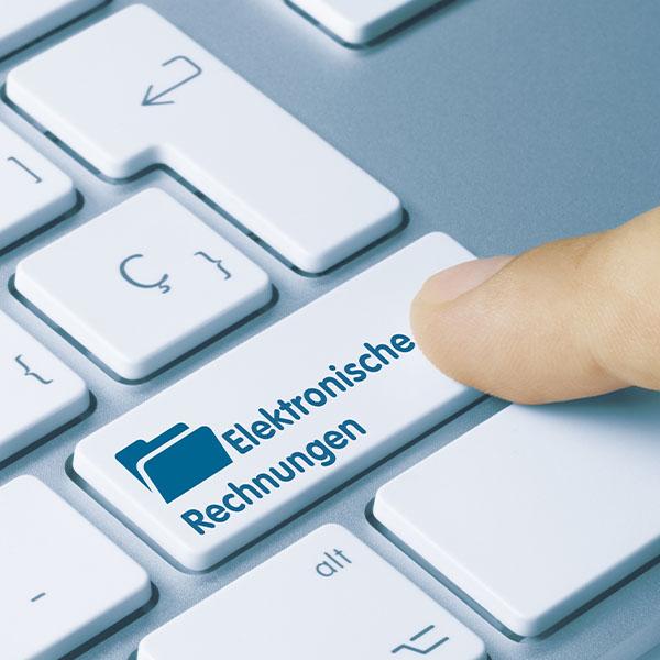 Gesetzliche Änderungen zu elektronischen Rechnungen