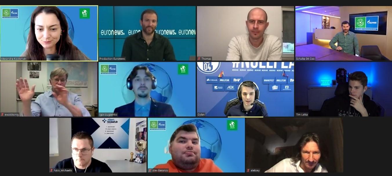 """""""Football for Friendship"""": Virtueller Web-Talk über die Entwicklung des Sports in der Pandemie"""
