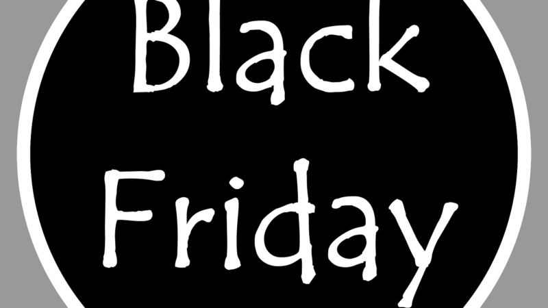 An Blackfriday und in der Blackweek mit Blackfriday-Domains punkten