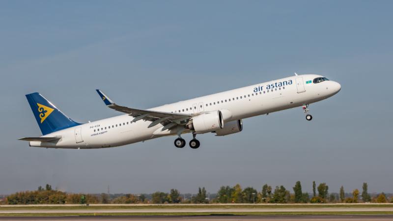 Air Astana erweitert internationales Streckennetz mit Flügen zwischen Kasachstan und den Malediven
