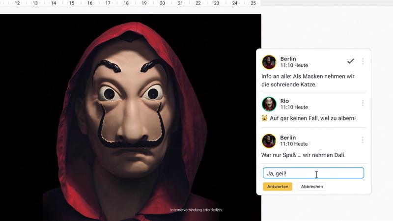 Der perfekte Plan mit Chromebook: R/GA Berlin launcht Social Media Kampagne für Google