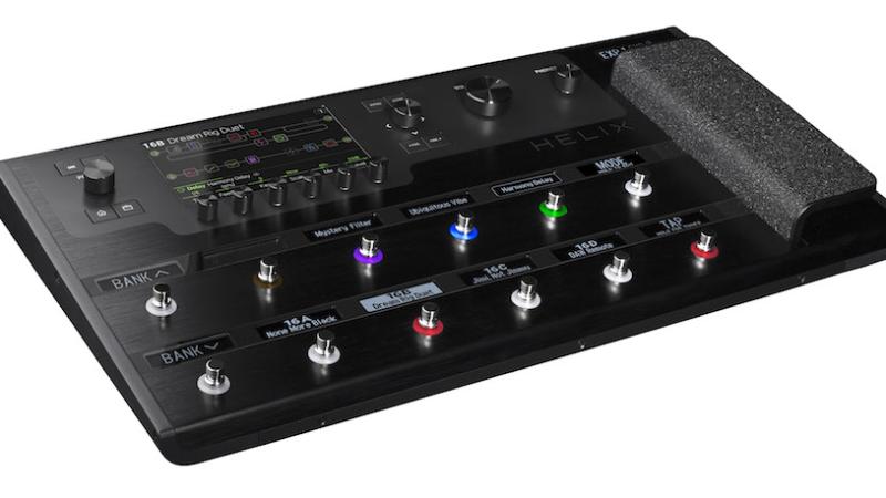 Line 6 Helix: Kostenloses Systemupdate 3.0 bringt neue Amp-Modelle und Effekte sowie praxisnahe Workflow-Verbesserungen