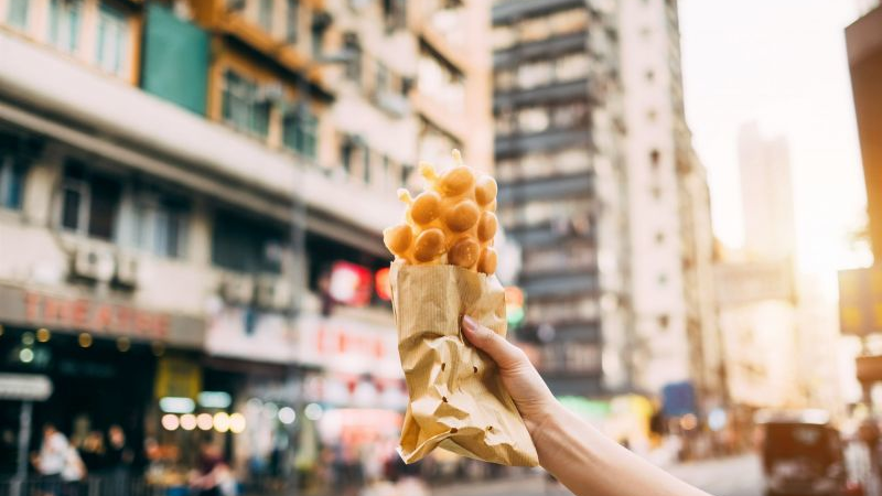 Streetfood-Kultur in Hongkong