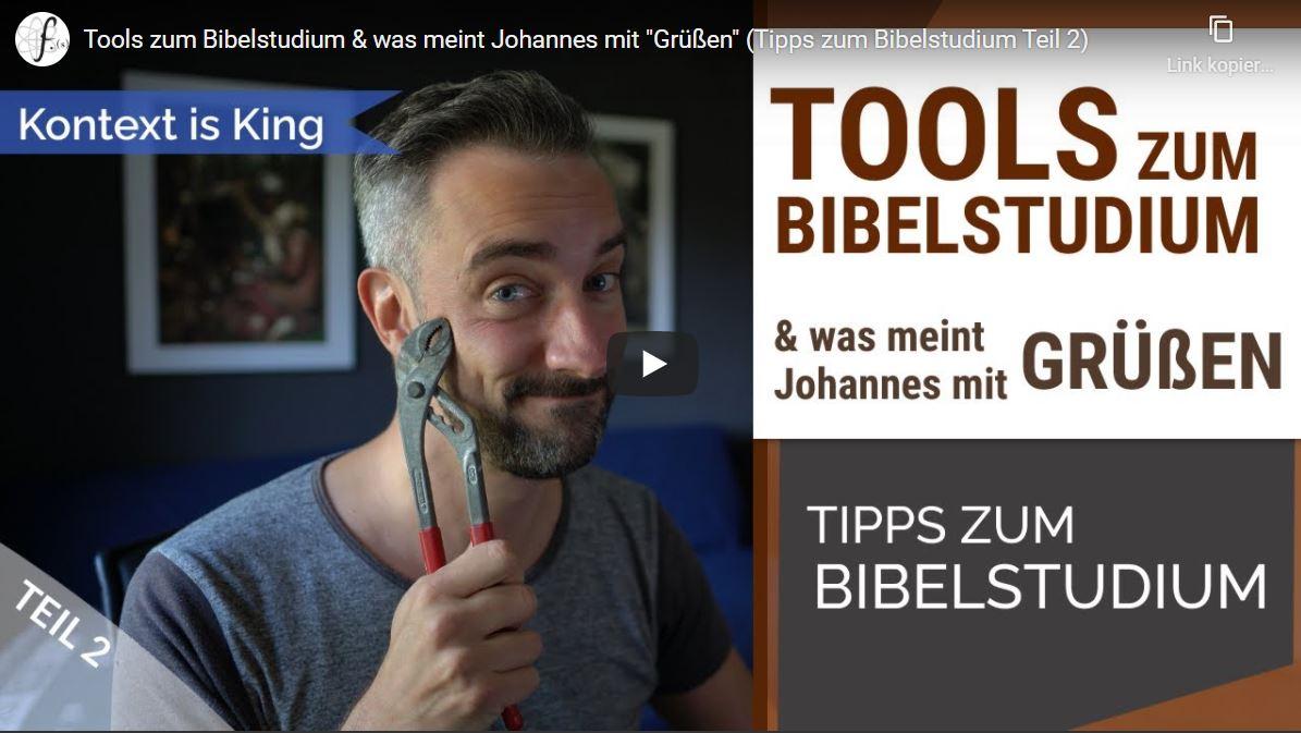 Kann man ohne Studium der Theologie die Bibel verstehen?