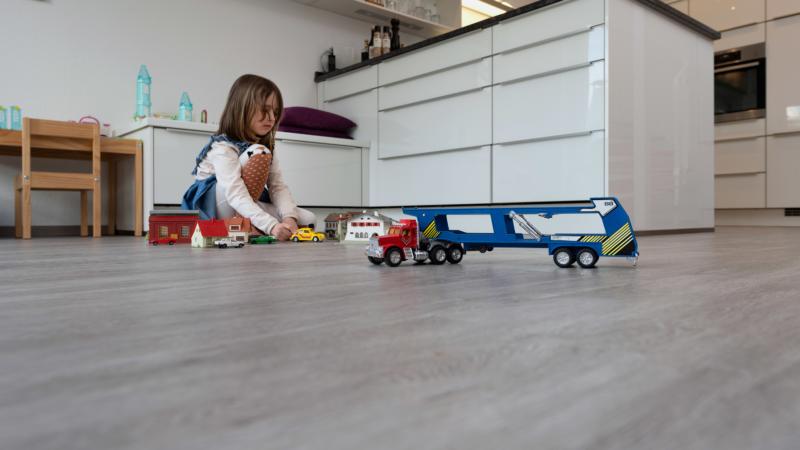 Elektrische Fußbodenheizungen: nachhaltig und schnell warm