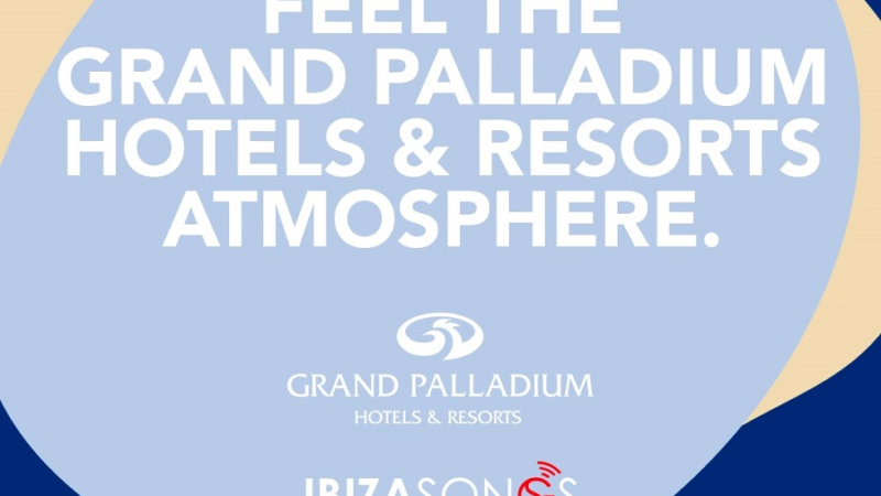 Palladium Hotel Group launcht exklusive Ibiza-Playlists in allen Hotels