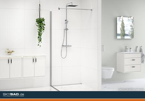 Dunkle Badezimmer richtig gestalten